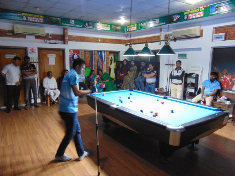 Open Pool Tournament 2018